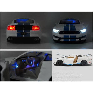 Ford Shelby Cobra Racing GT350 Model Cars | 1:32 Scale 2 Colors