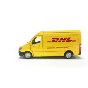 Mercedes Benz DHL Truck Model Cars | 1:32 Scale 1 Color