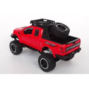 Ford Raptor F150 Grande Road Pickup Model Cars | 1:32 Scale 4 Colors