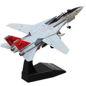 USA Fighter F-14/F-15 Alloy Simulation model