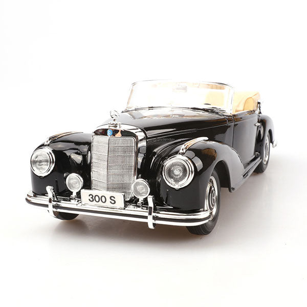 Mercedes-Benz 1955 300S Model Cars | 1:18 Scale 1 Color
