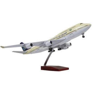 Airbus A380 Model Airplane | Saudia Airlines