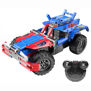 Building Block Remote Control Car | 2 in 1 Optimus Prime | Kamory-us