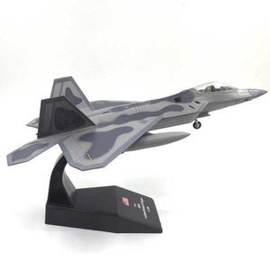 USA F-22 Raptor Stealth Fighter Simulation model