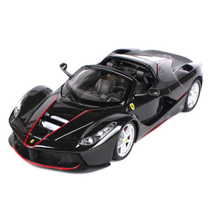La Ferrari Aperta Model Cars | 1:24 Scale 2 Colors