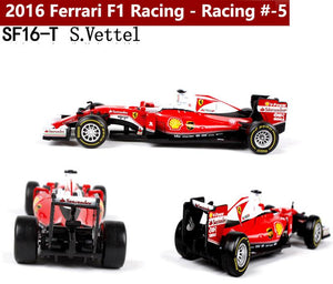 Ferrari F1 Racing Model Cars | 1:43 Scale 6 Versions