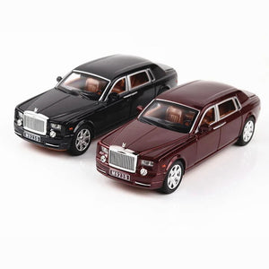 Rolls-Royce Phantom Model Cars | 1:24 Scale 2 Colors
