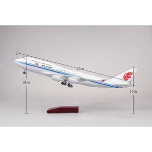Boeing 747 Model Airplane | Air China