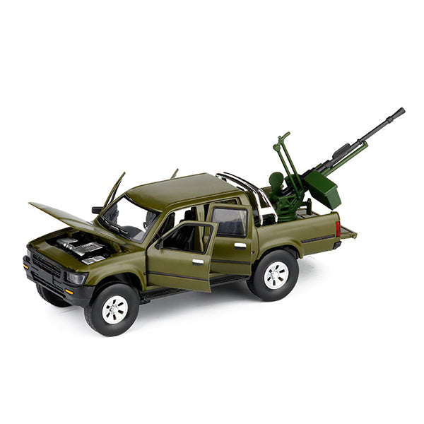 Toyota Hilux Pickup Model Cars | 1:32 2 Colors
