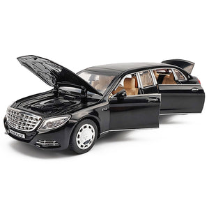 Mercedes Model Toy Car | Maybach S650 1/32 Diecast Car