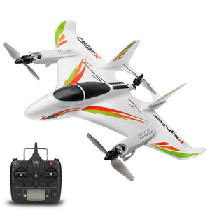X450-six-way brushless multi-function vertical take-off and landing aerobatic aircraft