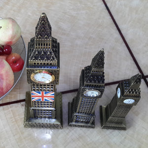 World famous building Big Ben, UK Creative Decoration