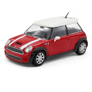BMW MINI COOPER-S Model Car | Diecast 1:24 Scale Model Car