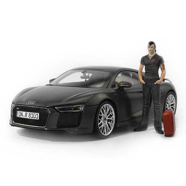 1:18 Scale Model Cars | Audi R8 Plus Coupe Diecast Model Car