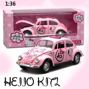 Scale Model Car | Cute Gift Volkswagen Beetle | Special Edition