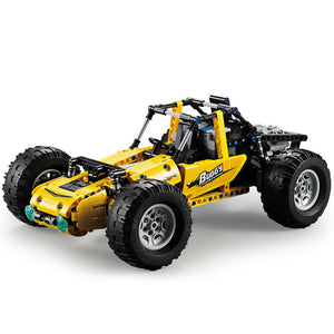 RC Cars | Building Block Remote Control Buggy Car | Kamory-us