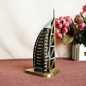 World Luxury Hotel Dubai Burj Al Arab Creative Decoration