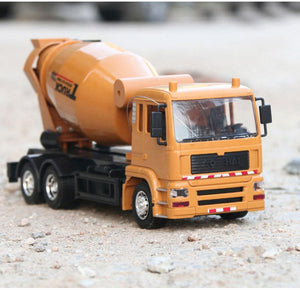 Remote Control Concrete Mixer Engineering Vehicle | Kamory-us