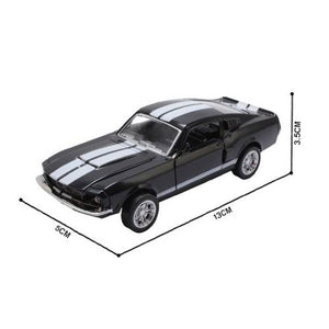 Ford 1967 Mustang GT500 Model Cars | 1:32 Scale 3 Colors