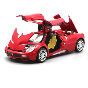 Diecast Scale Model Cars | Pagani Huayra