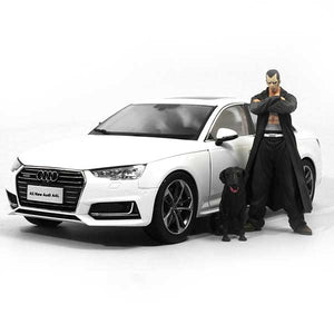 1:18 Scale Audi A4L Diecast Model Car