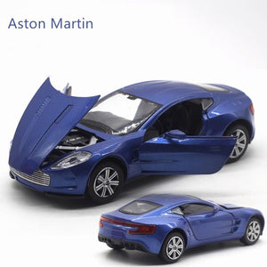1:32 Scale Aston Martin Model Cars | ONE-77 Diecast Toy Car