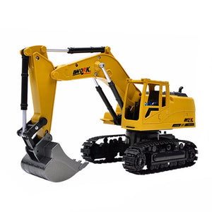 Remote Control Excavator | Construction Vehicles Model (RC) Toy | Kamory-us
