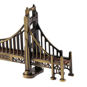 Kamory | Golden Gate Bridge Replica Scale Model