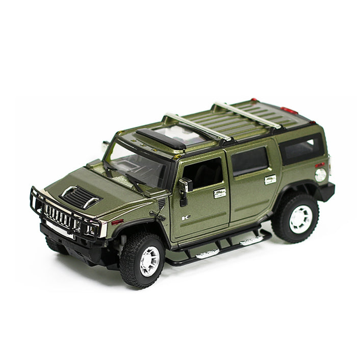 Hummer H2 Diecast Scale Model Car