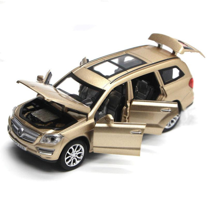 Mercedes ML500 Alloy Die Casting Car Model