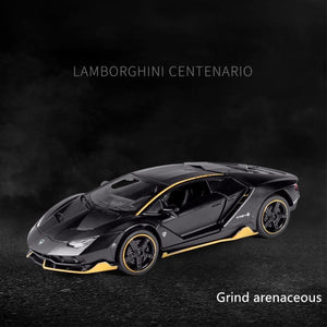 Lamborghini Centenario LP770-4 Model Cars | 1:32 Scale 2 Colors