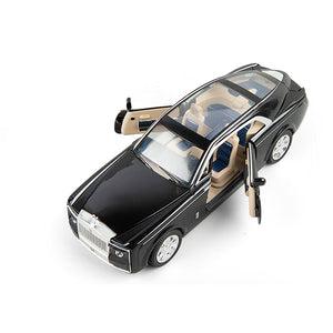 1:24 Rolls-Royce Sweptail Toy Car Diecast Scale Model Car