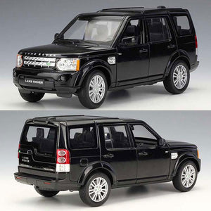 Land Rover Discovery Model Cars | 1:24 Scale 2 Colors