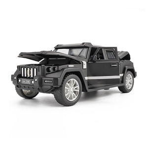 Dartz KOMBAT Alloy Die Casting Pickup truck Model