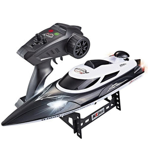 High Speed RC Boat 2.4GHz 4 Channel  Racing Remote Control Boat