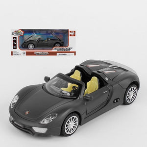 Porsche 918 Spyder Alloy Die Casting Car Model | Kamort-us