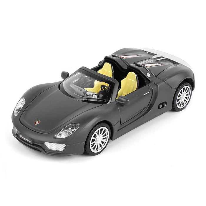 Porsche 918 Spyder Model Cars | 1:32 Scale 3 Colors