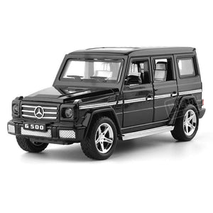 Mercedes-Benz G500 Model Cars | 1:30 Scale 4 Colors
