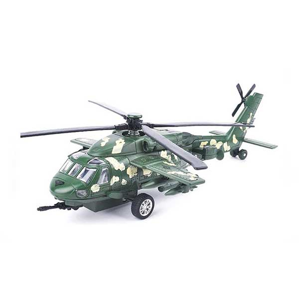 Kamory Military Models | Black Hawk Helicopter 1/100 Scale Model