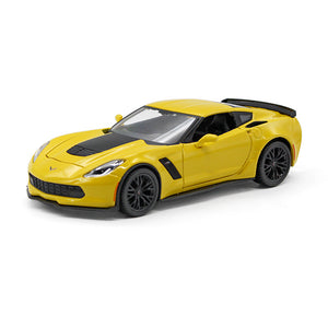Chevrolet Corvette Z06 Model Cars | 1:24 Scale 3 Colors
