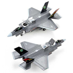 1:72 Diecast Model Fight Plane | USA F-35B Lightning II Scale Model