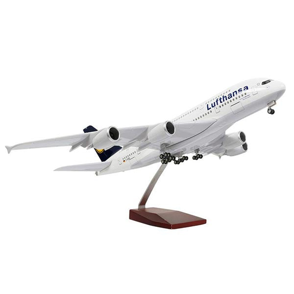 Airbus A380 Model Airplane | Lufthansa Airlines