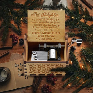 【Limited Edition】Music Box - Christmas Gift!