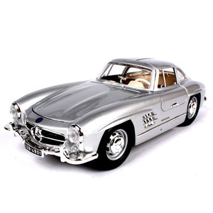 Mercedes-Benz 300SL 1954 Model Cars | 1:18 & 1:24 Scale 2 Colors