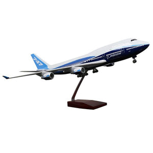 New Boeing 747-10 Model Airplane | 1:150 Scale Model Collection