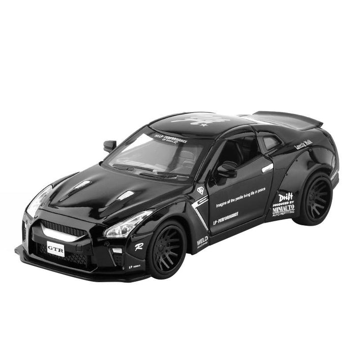 Kamory Diecast Model Car | Nissan GTR-R35