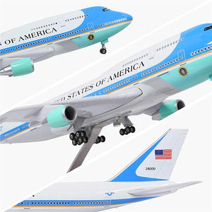 Presidential Air Force One Boeing 747(Spike Price of the Week)