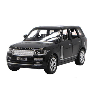 1:32 Land Rover Range Rover Alloy Die Casting Car Model