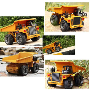 Dump Truck Toy | Remote Control | Kamory-us