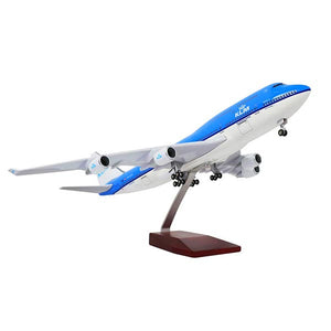 Boeing 747 Model Airplanes | KLM Royal Dutch Airlines